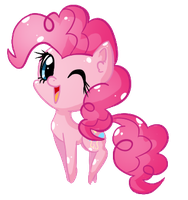Pinkie Pie by AllyJayy