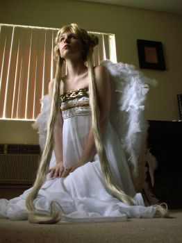 Princess Serenity by Sinned-angel-stock