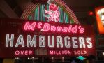 original McDonald's neon sign  by Maumeepanther