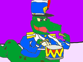 General Galapagos Bandmarcher 4 by conlimic000