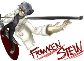 Franken Stein by is-teh-lurvz