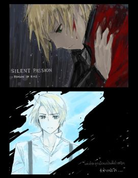 aph Silent Passion -Reason of Rise- by mikitaka