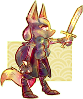 comm: knight by teakups