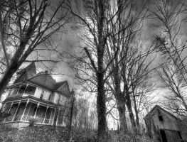 (We don't visit) The End of the Street by Farmernudie