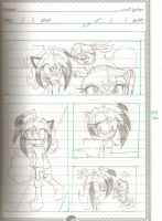 Comic practise by FunkyDreamer