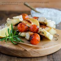 rosemary lemon chicken shashliks by Pokakulka