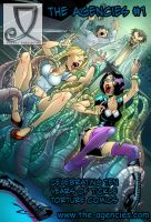 The Agencies 01 Pinup 01 by Agency-Publishing