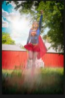 Fly Away, SuperGirl by Cosmic-Empress