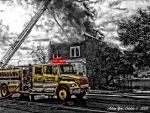 Hibbing Fire by noriproductions