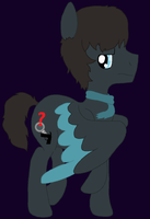 Sherlock Pony by That-One-Outcast
