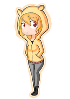 chica chibi~ by luniwis