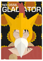 Gladiator No. 0556 by MinimallyOnePiece