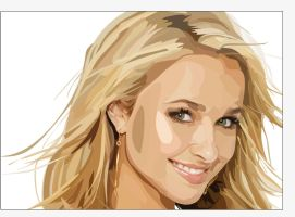 Hayden Panettiere vector by b4ddy
