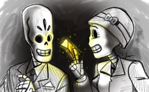 Grim Fandango - This one must be yours! by jameson9101322