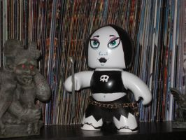 Zombie Girl Mighty Mugg 5 by Gummibearboy