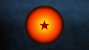 The One Star Dragonball by LordShenlong