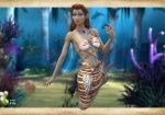 G3 Mermaid-03 by Just-A-Little-Knotty