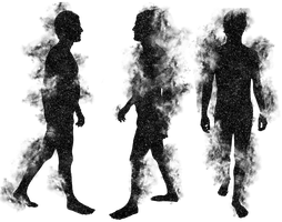 Ghosts PNG by MariaSemelevich
