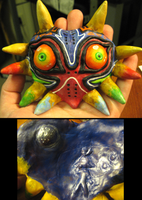 Majora's Mask by DancingVulture