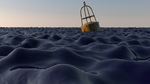 3D sea by Waronicuke