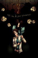 A:MR - Tell me of your Wonderland by jokerful