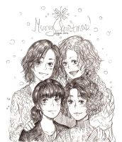 Merry Christmas! by Ayayou