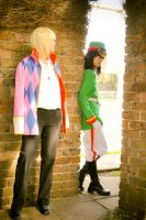 Howl: Aliases by christie-cosplay