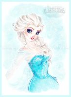 Elsa by Mallemagic
