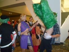 Zetsu Freaking Ino Out by mikomiscostumedworld