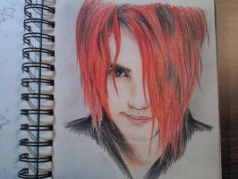 Gerard Way by CatLotta