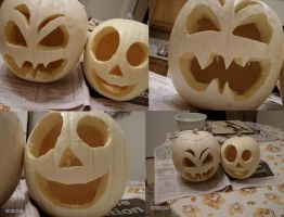 Carved by Gastric