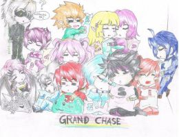 Grandchase by sephimore