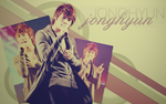 SHINee Jonghyun Wallpaper by lyfette