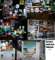 My South Park Collection by BigBroflovskiFan