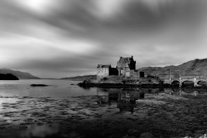 Eilean Donan Castle by StephenJohnSmith