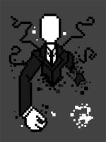 8 Bit Slender by Caiwin