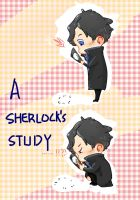 A Sherlock's study by Mr-Sims
