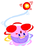 Yo-Yo Kirby by crystalkirby