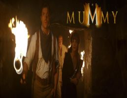 Mummy: The Mummy 02 by Kyukitsune