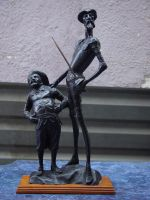 Quijote 1 by rick--hunter