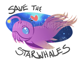 Save the Starwhales by Kataoi