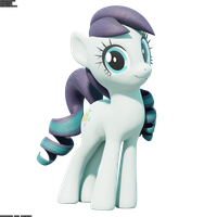 Coloratura Pose Test Render by TheRealDJTHED