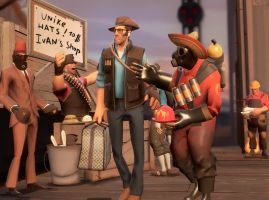 Trade Fortress 2 by EvGen1us