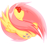 Flutterfox Icon by RazorPhoenix