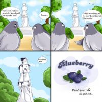 Blueberry by MadOyster