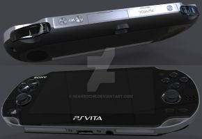 PS Vita WIP normal updates by seanroche