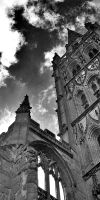 Coventry Cathedral 4 by AlanSmithers