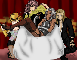 The Org XIII LHPS by GoldphishCrackers