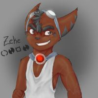 Zeke by deviantlydevelish