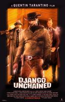 DJANGO UNCHAINED by N8MA